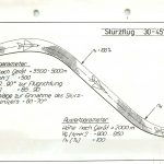 Sturzflug 30-45°