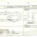 Verbandsflug Platzrunde