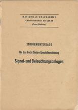 Titel Signal- und Beleuchtungsanlagen