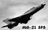 MiG-21SPS