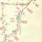 Karte Strecke 4