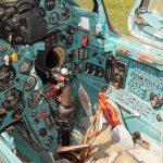 Kabine MiG-21bis