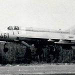 """MiG-21M """"461"""""""